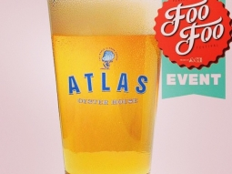 Atlas Beverage Class will be one of the events during #FooFooFestival! Thursday, November 6th. Call 850-516-2324 to reserve your spot today! @foofoofest #abc #atlas #downtownpensacola #beverage #class