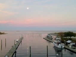 #fishhousepensacola #sunset #nofilter #workview