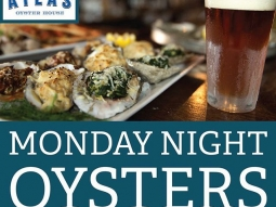 It's oyster time! #atlas #oysters #mondaynight #mondaynightoysters #oyster #pensacola