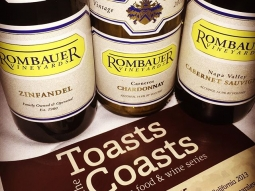 """Toast of the Coast"" our wine dinner tonight featuring @rombauervino has begun and the wine is flowing.  Don't worry, if you missed out tonight.. Our next ""Toast of the Coast"" is September 24! They fill up fast- make your reservation NOW!  #foahhousepensacola #wine #napawine #napavalleywine #rombauervineyards #wine #pensacola #downtownpensacola #winedinner #toastofthecoast"