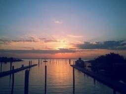 Happy Friday Pensacola!  #fishhousepensacola #lovefl #downtownpensacola #pensacola #sunrise #upsideofflorida