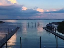 Only thing better than this view is the $2 drink I'm sippin on! Come join us! It's ladies night! $2 drinks for ladies!  #fishhousepensacola #ladiesnight