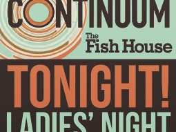 It's your favorite night of the week!!!! Ladies night TWO DOLLAR DRINKS and @continuumsound live on The Deck Bar!! #fishhousepensacola #ladiesnight #downtownpensacola #pcola #upsideofflorida
