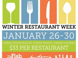 """Winter Restaurant Week starts tonight!  The Fish House, Jackson's Steakhouse and Atlas Oyster House will once again team up to present Winter Restaurant Week, January 26–30, 2016. In step with similar events in cities all around the country, Restaurant Week is a culinary celebration that offers residents and visitors alike world-class dining at a great value.  Now in its sixth year, the Great Southern Restaurants' Restaurant Week continues to be a great winter hit with both locals and visitors.  Chefs from each restaurant will prepare a three-course, fixed-price dinner menu utilizing the best in local and seasonal ingredients, showcasing their culinary expertise, for $33.00 per person, per restaurant. Diners are encouraged to try each special menu at all three restaurants during Restaurant Week. Menus will be available at each restaurant Tuesday, Janaury 26, through Saturday, January 30, beginning at 5:00 p.m. """"Restaurant Week continues to highlight Pensacola as a premier dining destination, providing an opportunity to enjoy a special menu from each of our restaurants,"""" said Collier Merrill, president of Great Southern Restaurants. """"This will give everybody another occasion to enjoy a great evening in Downtown Pensacola."""" To view each menu, please click below! http://greatsouthernrestaurants.com/2015/10/great-southern-restaurants-presents-winter-restaurant-week-2/"""