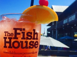 Happy Saturday Pensacola!!! We are LOVING this gorgeous weather! Perfect day in paradise. #FishHousePensacola #pensacola #downtownpensacola #upsideofflorida #lovefl #paradise #drinksintheair
